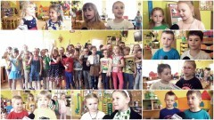 """Malbork: """"Żeby Mamy nie kaszlały i nas kochały"""" Życzenia dla Mam od przedszkolaków – 26.05.2017"""