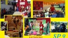 """Malbork. Zapraszamy na festyn szkolny """"Kazimierki"""" w Szkole Podstawowej nr 9 - 03.06.2017"""