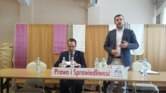 Malbork. Spotkanie z Panem Posłem Marcinem Horałą - 29.05.2017