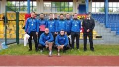 II miejsce KP PSP Malbork na XI Mistrzostwach Województwa Pomorskiego w Sporcie Pożarniczym - 30-31.05.2017