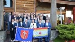 Malbork. Przedłużenie umowy partnerskiej oraz 20-lecie podpisania partnerstwa z Trokami - 02.06.2017