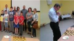 """Malbork. """"Duży gra z małym"""", czyli turniej szachowy w Szkole Podstawowej nr 3 - 30.05.2017"""
