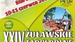 Stare Pole. Zapraszamy na XXIV Żuławskie Targi Rolne oraz XVIII Regionalną Wystawę Zwierząt Hodowlanych - 10-11.06.2017