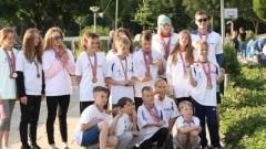 Malbork. Cztery Rekordy Okręgu Pauliny Cierpiałowskiej i 48 medali MAL WOPR w Niemczech - 12.06.2017