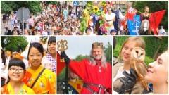 Malbork: Korowód i goście z Japonii, Białorusi, Niemiec i całej Polski – 10.06.2017