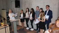 Wyróżnienie dla gimnazjum w Malborku w konkursie Izby Architektów RP - 13.06.2017