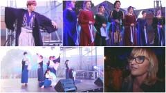 Czasy średniowiecza, kraj Kwitnącej Wiśni na wyciągnięcie ręki. XV Festiwal Kultury Dawnej w Malborku - 09.06.2017