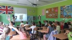 Wolontariusze z Indii w Szkole Podstawowej nr 8 w Malborku - 19.06.2017