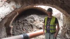 Dzierzgoń: Badania archeologiczne w centrum miasta. Wiemy co tam znaleziono! (wideo, zdjęcia) - 05.07.2017