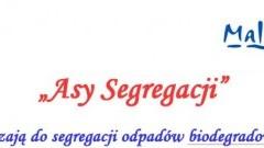 """Malbork: """"Asy Segregacji"""" wymienią zużyte baterie na koszyki na bioodpady - 17.07.2017"""