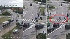 Malbork: Uszkodzony kręgosłup i złamany nos. Rowerzysta wjechał w kobietę na przejściu, teraz nie ma z nim kontaktu – 04.07.2017