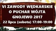 Miłoradz : Zapraszamy na VI Zawody Wędkarskie o Puchar Wójta Gminy Miłoradz - 22.07.2017