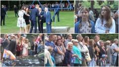 Gm. Sztutowo: Brytyjski następca tronu książę William i księżna Catherine zwiedzili Muzeum Stutthof - 18.07.2017
