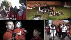 Rycerstwo polskie i litewskie kontra rycerze zakonni. Mnóstwo średniowiecznych atrakcji - Oblężenie Malborka 2017 - 21/23.07.2017