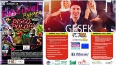 Zapraszamy na Festiwal muzyki DISCO POLO i VIII Powiślański Turniej Gmin - 29/30.07.2017