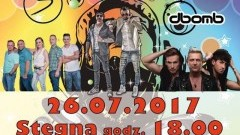 Gmina Stegna : Uwaga! Gala Disco odwołana - 26.07.2017