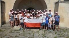 Malbork : Letni obóz Karate Kyokushin Kamchia Bułgaria - 21-30.07.2017