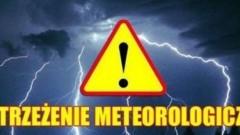 Komunikat Centrum Zarządzania Kryzysowego w sprawie prognozy niebezpiecznych zjawisk meteorologicznych- 18.08.2017