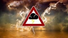Pomorskie: Uwaga! IMGW ostrzega - burze z gradem - 27.08.2017