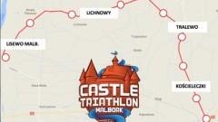 Malbork : Uwaga utrudnienia w ruchu podczas Castle Triathlon Malbork 2017 - 02-03.09.2017