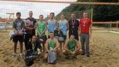 Malbork : Zwycięzcy XIV Grand Prix Malborka w Piłce Siatkowej Plażowej - 27.08.2017