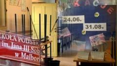 Malbork: Szkoły gotowe na nowe otwarcie? Oto pierwsze koszty reformy edukacji – 29.08.2017