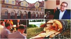 Udzielenie finansowej pomocy w rejonach dotkniętych skutkami nawałnic oraz ustalenia zasad ponoszenia odpłatności za pobyt w Dziennym Domu Pobytu funkcjonującym przy Domu Pomocy Społecznej. XXIV sesja Rady Powiatu Malborskiego - 30.08.2017