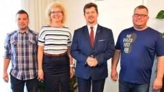 Malbork : Podpisano umowę na oddział sportowy w SP nr 3 - 30.08.2017