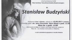 Zmarł Stanisław Budzyński. Żył 61 lat