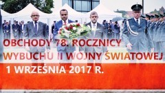 Malbork: Obchody 78 Rocznicy Wybuchu II Wojny Światowej - 01.09.2017