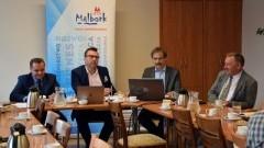 Malbork : Tereny inwestycyjne głównym tematem spotkania Rady Gospodarczej - 24.07.2017