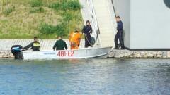 Wędkarz wpadł do Nogatu. Z wody wyciągnęli go strażacy. Weekendowy raport malborskich służb mundurowych – 11.09.2017