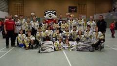 Wymiana partnerska i Międzynarodowym Turnieju Hokeja na Rolkach , czyli malborski UKS Bombek w Monheim nad Renem - 8-12.09.2017
