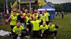 """Runmageddon : Zawodnicy z Malborka wzięli udział w """"piekielnym wyścigu"""" - 10.09.2017"""