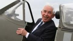 Polak symbolem RAF-u! Franciszek Kornicki wygrał głosowanie na ulubionego pilota w Wielkiej Brytanii! - 25.09.2017