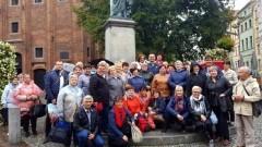 Mieszkańcy gminy Miłoradz wzięli udział w kolejnej wycieczce. Tym razem odwiedzili Toruń i Ciechocinek - 25.09.2017