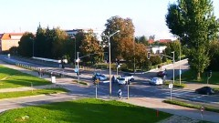 Malbork: Wymuszenie pierwszeństwa na skrzyżowaniu. Sprawca ukarany mandatem – 29.09.2017