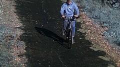 Ciekawski turysta z Niemiec wjechał rowerem na pas drogi granicznej - 27.09.2017