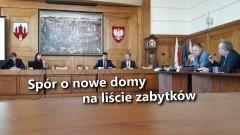 Radni PO kontra konserwator zabytków. Dyskusja na temat obiektów wpisanych do rejestru – 02.10.2017
