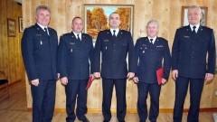 Janusz Leszczewski oficjalnie zastępcą komendanta straży w Malborku – 01.10.2017