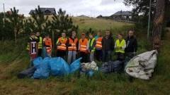 Sprzątania Świata na terenie Gminy Malbork - 07.10.2017