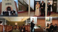 """Nowy Staw: Pierwszy w historii ślub w """"Ołówku"""" - 06.10.2017"""
