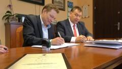 Podpisanie umowy na największą inwestycje w Gminie Stare Pole – 12.10.2017