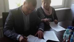 Gmina Miłoradz : 127 tysięcy złotych na termomodernizację GOKiS i zagospodarowanie terenu przed budynkiem! - 16.10.2017