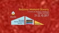 Malbork : Spędź rodzinny weekend w Szkole Łacińskiej 21-22.10.2017