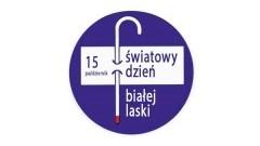 """Malbork : """"Ja nie widzę ciebie, ty zobacz mnie!"""" - kampania społeczna z okazji Międzynarodowego Dnia Białej Laski - 12.10.2017"""