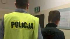 Lisewo Malborskie :16- latek pod wpływem alkoholu groził nożem ekspedientce! - 17.10.2017