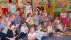 Pasowanie na przedszkolaka w malborskim Przedszkolu nr 8 - 19.10.2017