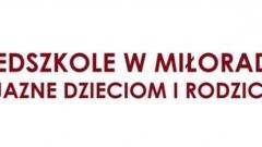 Przedszkole w Miłoradzu i Kończewicach otwarte w dni wolne od nauki szkolnej! - 20.10.2017