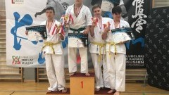 Malborski Klub Kyokushin Karate na Mistrzostwach Polski Seniorów Open i Juniorów Młodszych Kyokushin - 21.10.2017